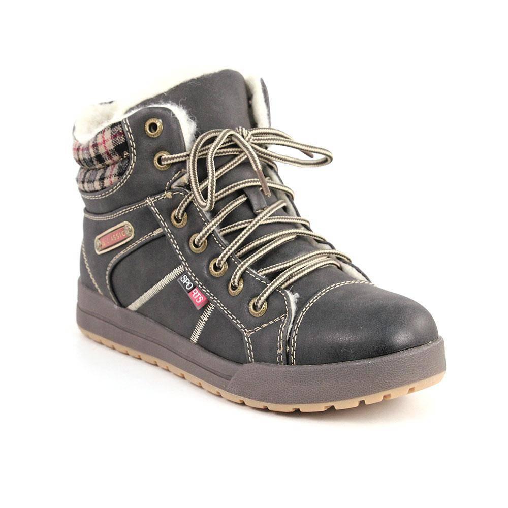 2e59c6f5c Женские ботинки Tofa 123618-6, цвет: серый - купить по цене 3 990 ...