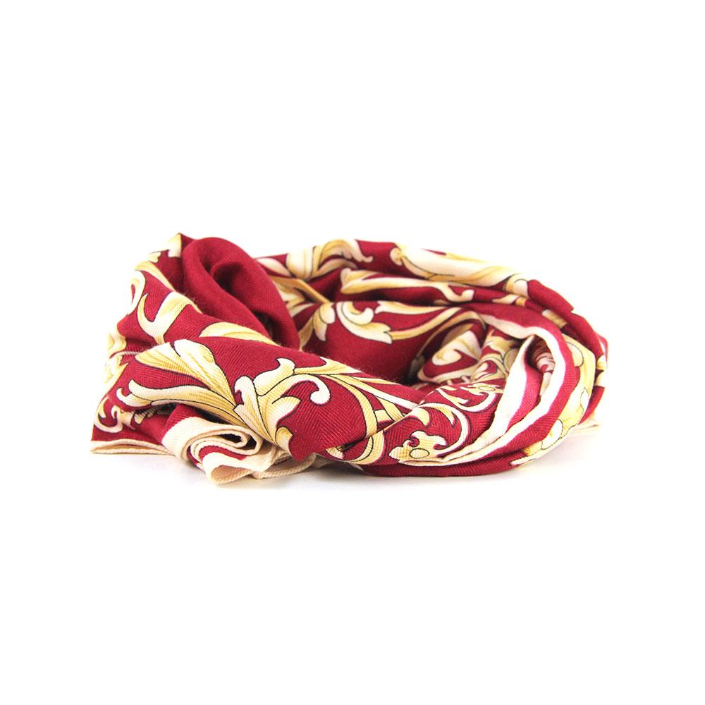 Купить Платок Victoria Платок 17150 бордо (Бордовый), Текстиль, платок 17150 бордо, Всесезонные, Осень Зима 2018
